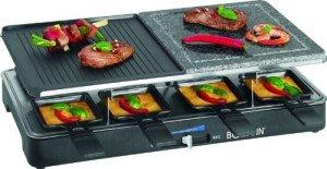 Elektrogrill für Raclette